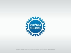 KUŹNIA LODU - redesign logotypu.