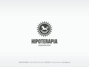 Logotyp HIPOTERAPIA