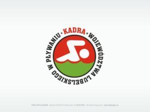Logo Kadry Województwa Lubelskiego w Pływaniu.